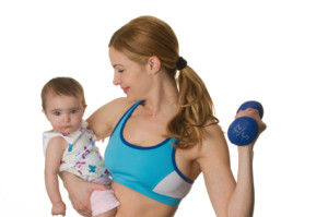 Mum and baby fitness