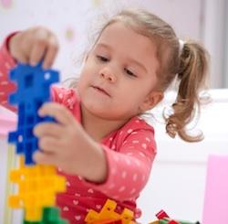 Building block game